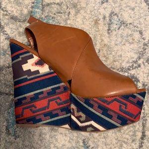 Wedge Heels
